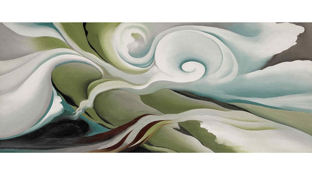 Georgia O'Keeffe's Art and Other Belongings Sell For Over $17 Million at Sotheby's