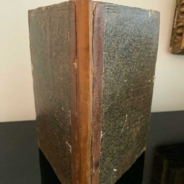 RARE 1494 MAINZ INCUNABLE OF TRITHEMIUS