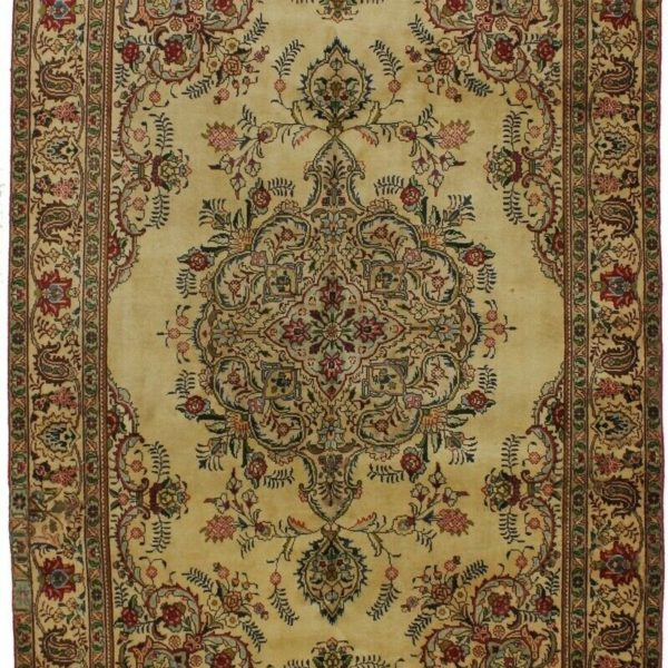 Semi Antique Classic Handmade Large 6X10 Vintage Oriental Area Rug Home Carpet