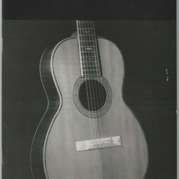 Skinner Fine Musical Instruments Auction Catalog: November 20, 1994