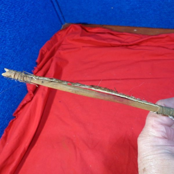 Remnant of an Antique Native American Arrow