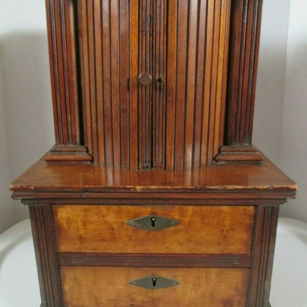 Antique 18th-19th Century Sewing Box Chest