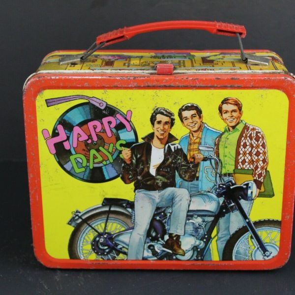 Happy Days, Vintage Thermos Lunchbox 10