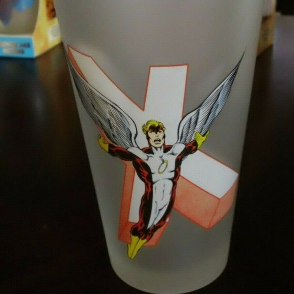 Marvel - Angel - Toon Tumblers - Tall Glass - Frosted