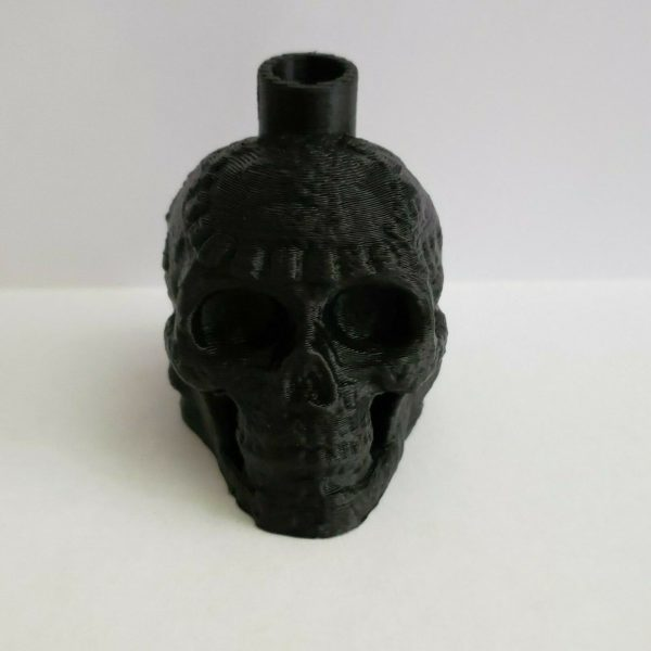 Aztec Death Whistle Black (Made in USA)