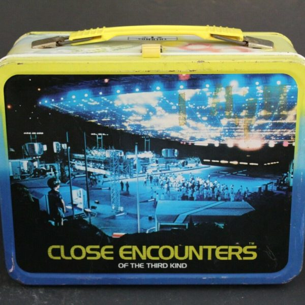 Close Encounters of the Third Kind, 1977, Vintage Thermos Lunchbox  18