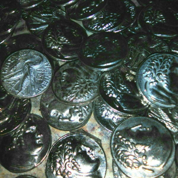Shekel of Tyros or Tyre Coin Judas 30 Pieces of Silver Roman Coin lot of 30 Neat