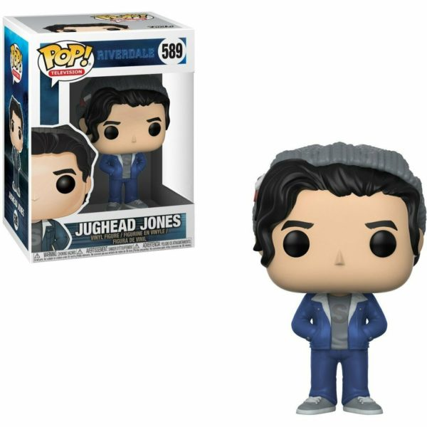 Funko Pop TV Riverdale Jughead Jones Vinyl Action Figure