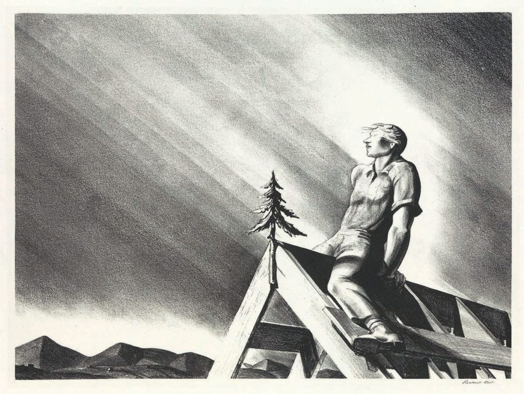 Artist Rockwell Kent A Force of Nature