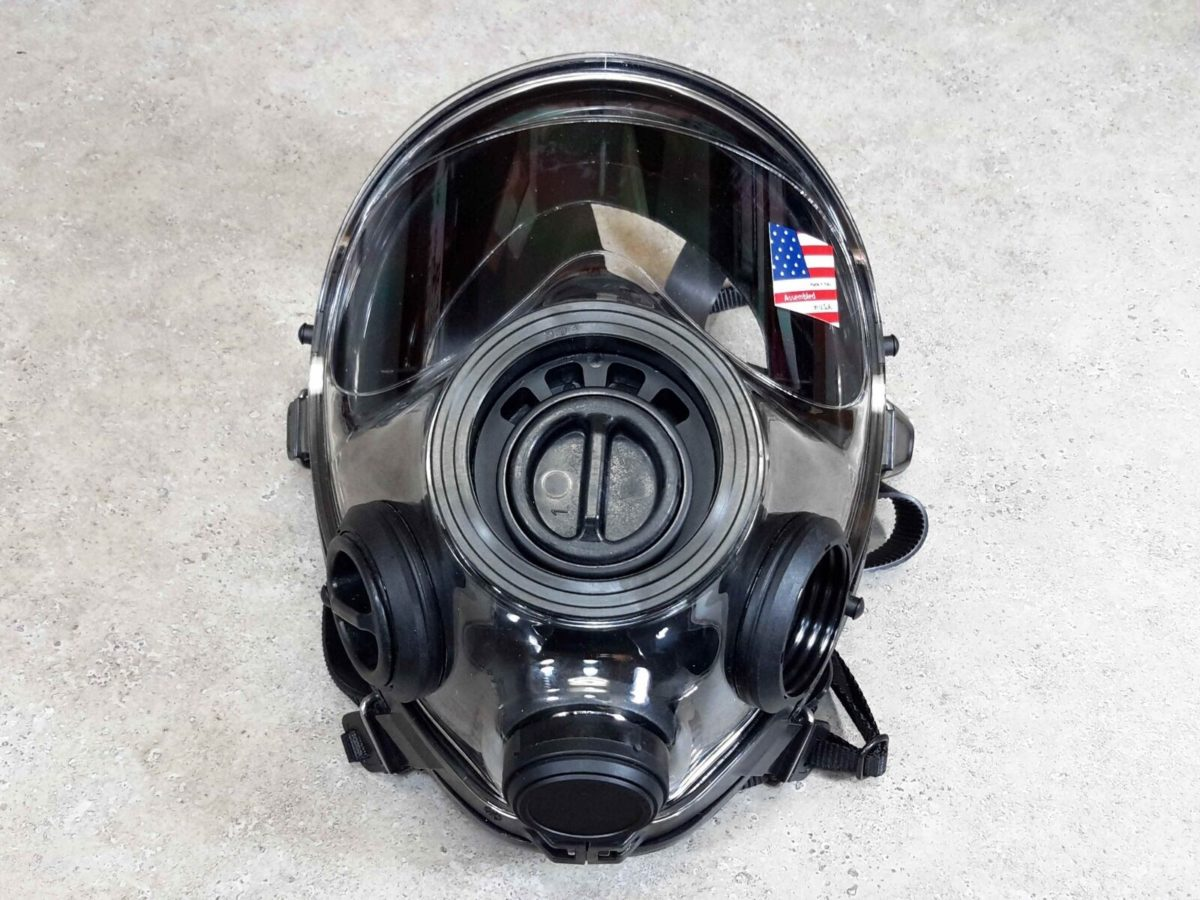 SGE 400/3 BB Gas Mask / 40mm NATO Respirator -CBRN & NBC Protection MADE IN 2020