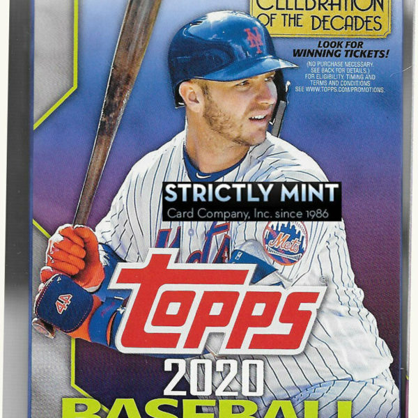 2020 Topps Baseball Series One Factory Sealed 67 Card Hanger Box Possible Autos