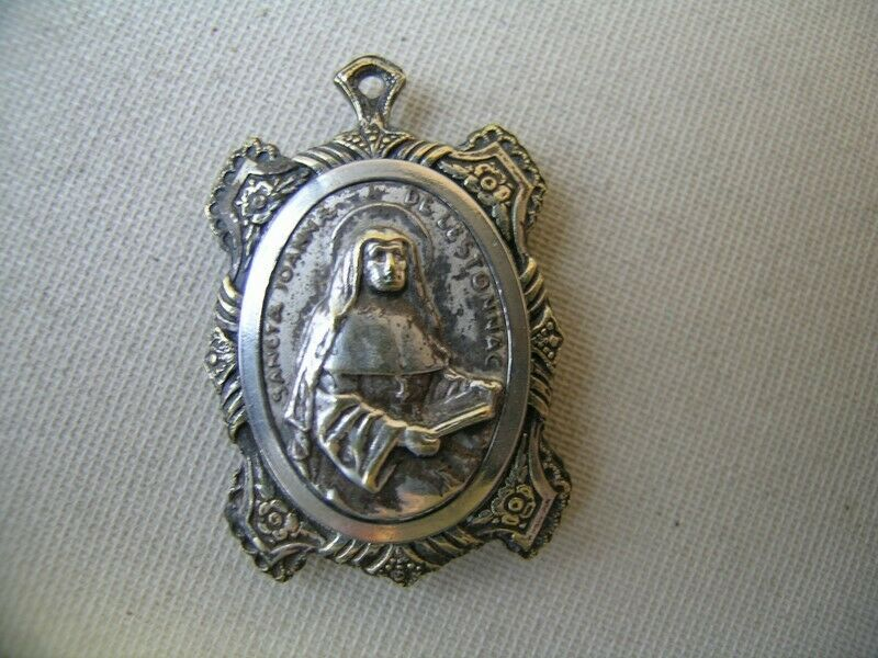 Reliquary  relic Saint Jeanne de Lestonnac (the Sisters of the Company of Mary)