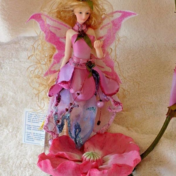 Duck House Heirloom Treasures Mythical & Magic Collectible Fairies Figure NWT