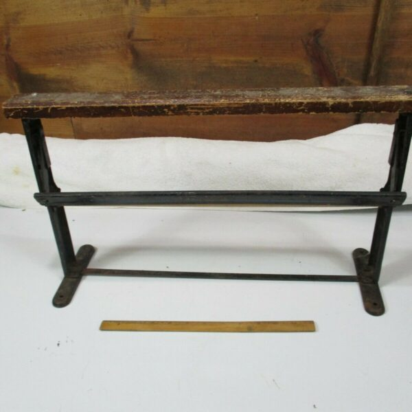 Vintage Cast Iron BULMAN Butcher Paper Dispenser General Store Mercantile WRAP