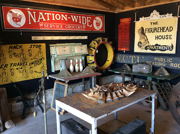 Indian Trail Antiques - Antique Trader