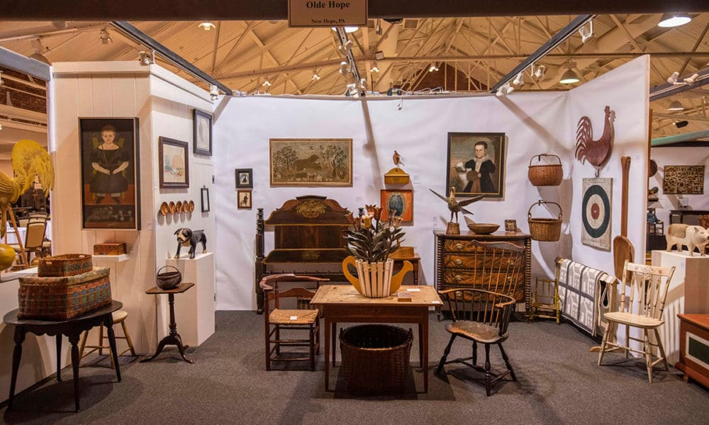 New Hampshire Antiques Show Moving Online