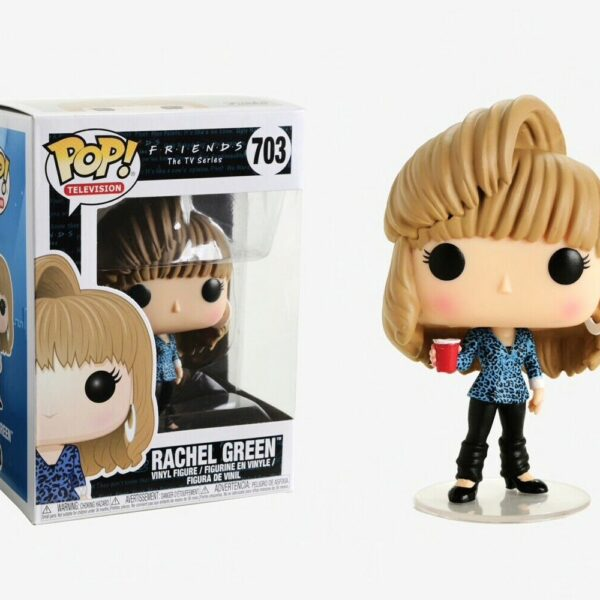 Funko Pop Television: Friends the TV Series - Rachel Green™ Vinyl Figure #32747