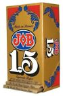 JOB 1.5 Gold Cigarette Rolling Papers Full Box/24 Booklets
