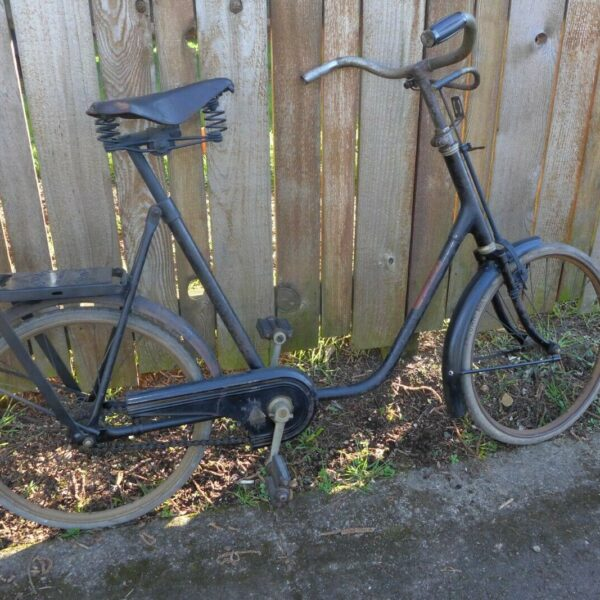 Antique Fairycycle Childrens Bicycle Made in England, Colson