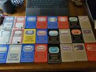 24 Decks Total (2 Colors) from 12 Las Vegas Casino's Playing Cards.