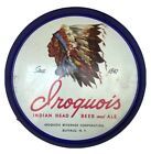 """Iroquois Beer Vintage 12"""" Tray"""