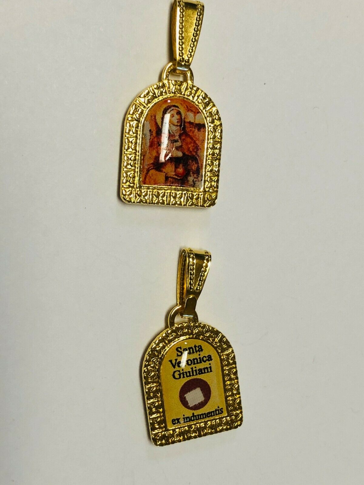 Saint Veronica Giuliani 3rd Class Relic, New from Italy**Donation Required***