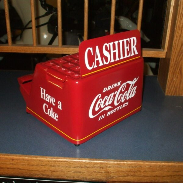 1950's Coca-Cola theme Change Dispenser arcade vending machine cash register