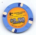 grand lodge casino 2.50 chip is purple