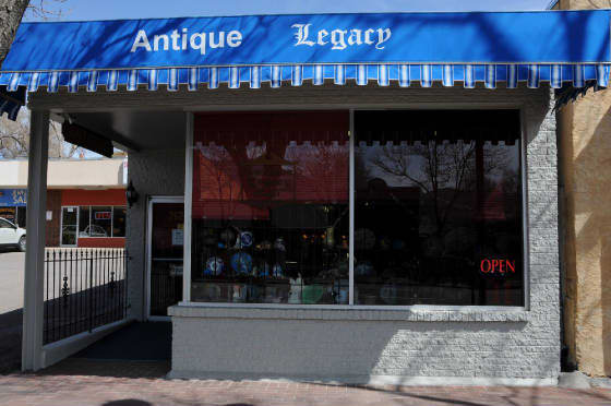 Antique Legacy - Antique Trader