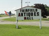 Fairfield Antiques Mall - Antique Trader