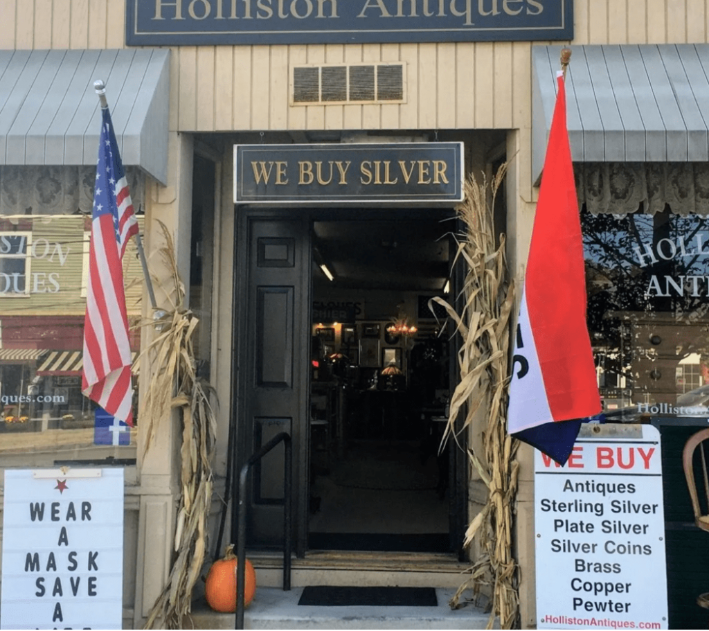 Holliston Antiques - Antique Trader